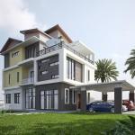 3-storey bungalow