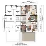 floor-plan-3-storey-semi-detached-caribea-first-floor