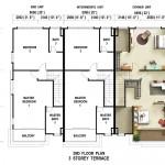floor-plan-3-storey-terrace-casuarina-second-floor
