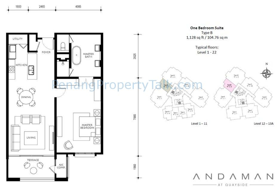 Andaman Quayside Penang Property Talk