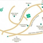 the-clovers-location-map
