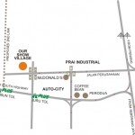 Residency-Cendana-Location-Map