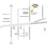 taman-selayang-oren-location-map