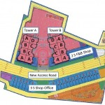 Prominence condominium Master plan