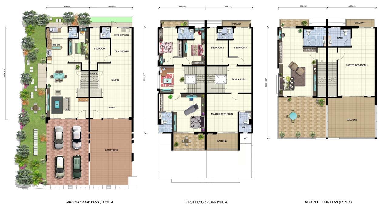 orange garden penang property talk. Black Bedroom Furniture Sets. Home Design Ideas