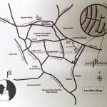 jernih-residence-location-map