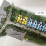jernih-residence-site-plan