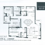 Floor Plan A (1388sf)
