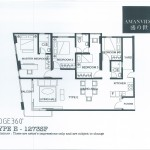 Floor Plan E (1273sf)
