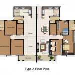 layout plan-TypeA-e03