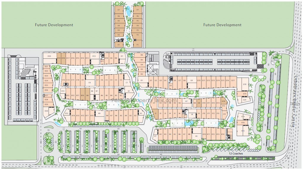 Penang Premium Outlets Design Village Penang Property Talk