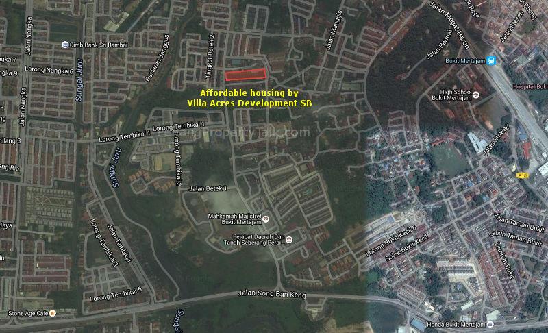 affordable-villa-acres-jalan-betek