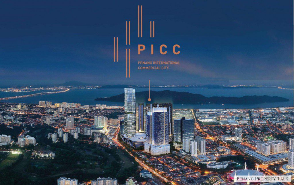 Penang International Commercial City (PICC)   Penang