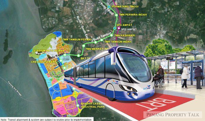Batu Kawan BRT