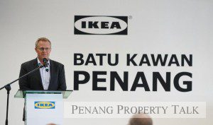 Christian Rojkjaer, Managing Director of IKEA Southeast Asia shares that the IKEA Batu Kawan store which spans 433,000 square feet will offer more Malaysians easier access to well-designed, functional and quality home furnishing at affordable prices.
