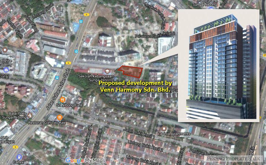 UPCOMING: Sungai Nibong / Venn Harmony Sdn. Bhd.
