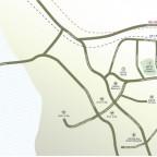 quattro-regency-location