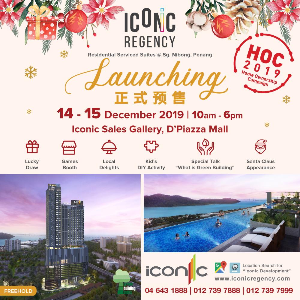 IconicRegency_Launching