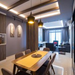 Dining & Living-Showroom