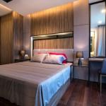 Master bedroom - showroom