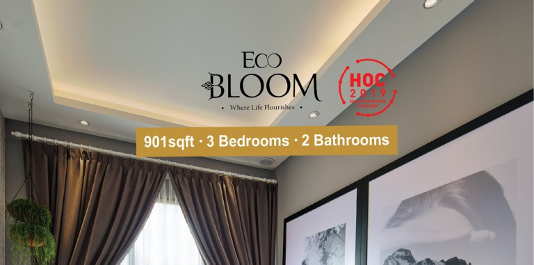 Enjoy Extra Incentives with EcoWorld HOC++ when you purchase a unit at Eco Bloom! Project details