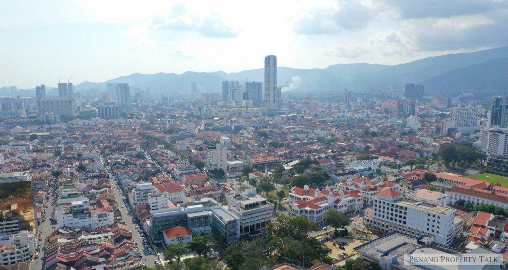 Penang Heritage Buildings