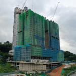 m vista site progress