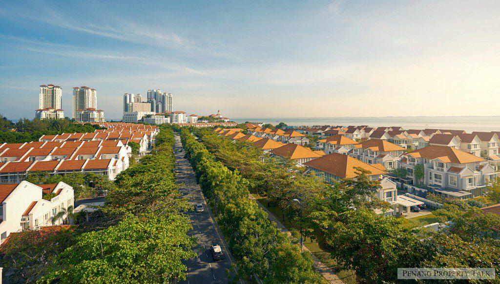 Seri Tanjung Pinang Phase 1 development