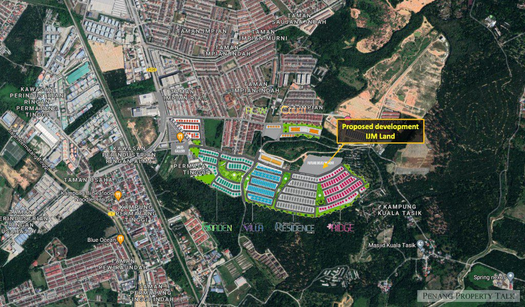 proposed-development-ijm-land-bukit-mertajam