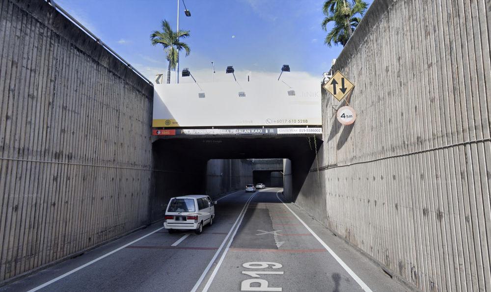 gelugor-underpass