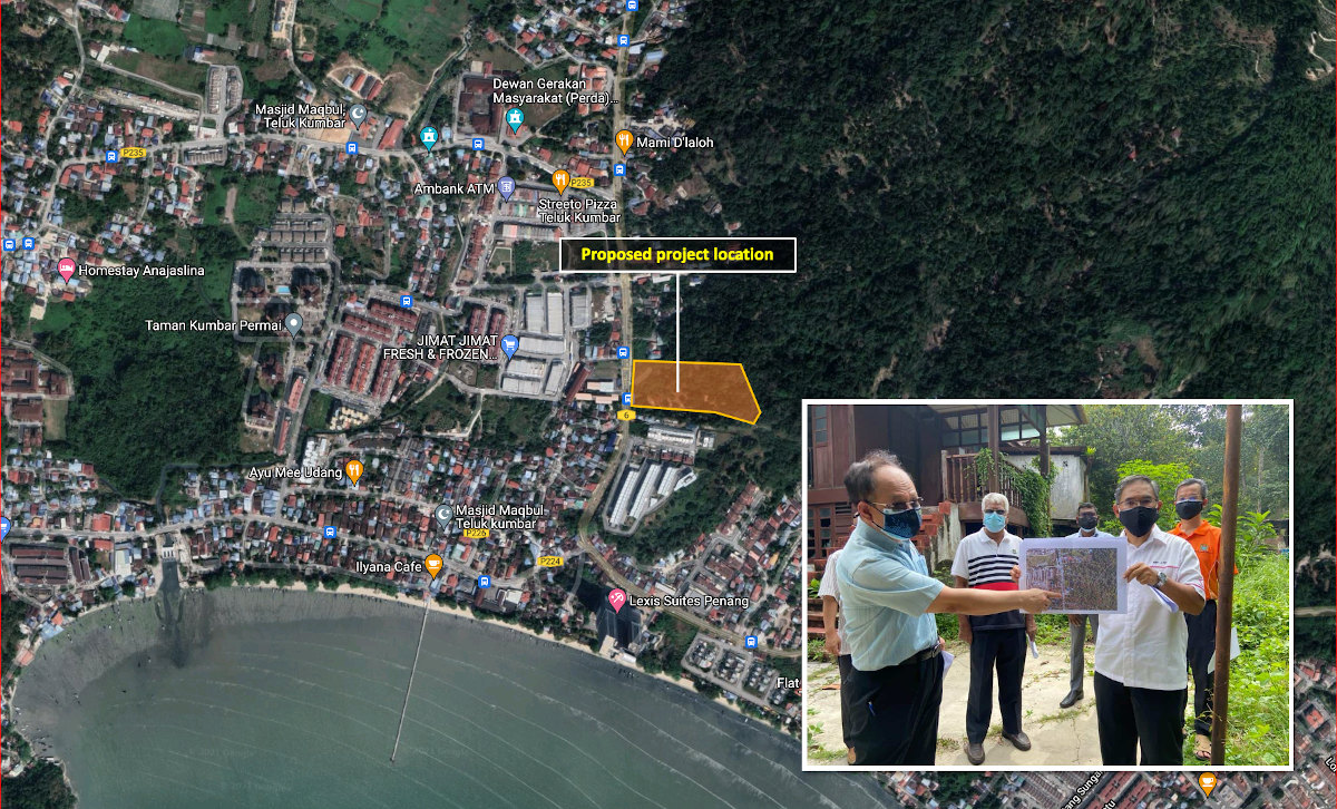 proposed-teluk-kumbar-project-location